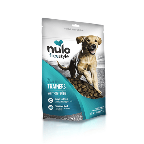 Nulo Freestyle Salmon Training Treats - 113 g | Pisces Pets