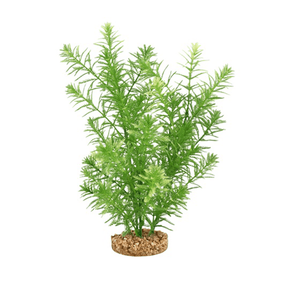 Fluval Aqualife Plant Scapes Green Myriophyllum - 10 in