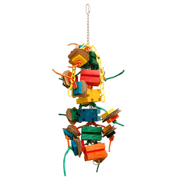 Zoo-Max Helice Bird Toy | Pisces Pets