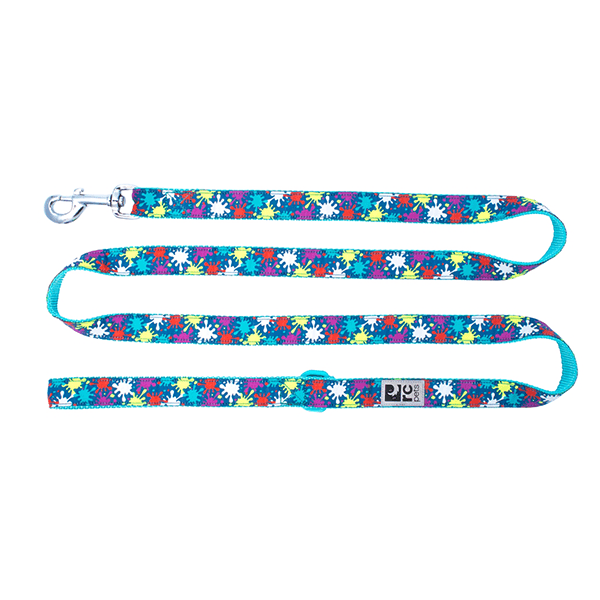 RC Pets Splatter Leash - Available in 2 Sizes | Pisces Pets