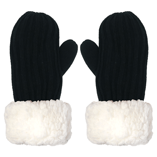 Pudus Adult Cord Mittens - Available in 2 Colours | Pisces Pets