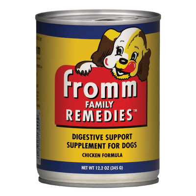 Fromm Family Remedies Digestive Support Supplement for Dogs Chicken - 345 g | Pisces Pets