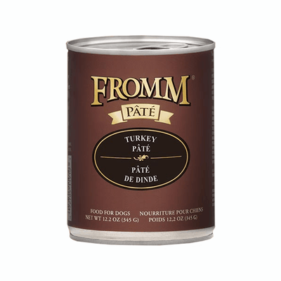 Fromm Dog Turkey Pate - 345 g | Pisces Pets