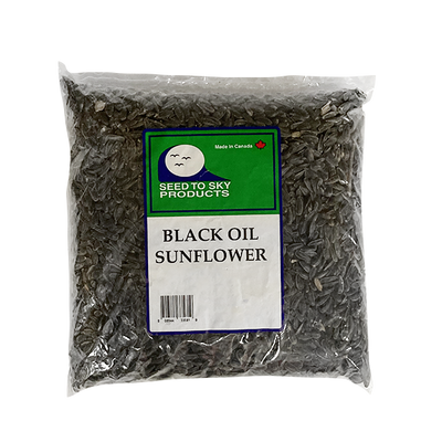 Seed to Sky Black Oil Sunflower Seeds | Pisces Pets