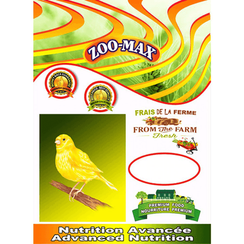 Zoo-Max Economax Canary - 907 g | Pisces Pets