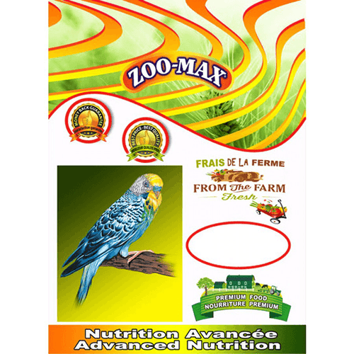 Zoo-Max Economax Budgie - 907 g | Pisces Pets