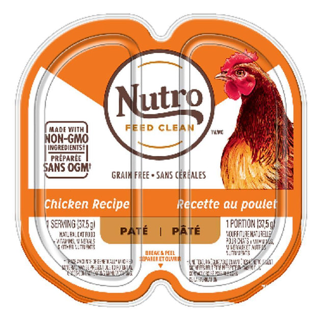 Nutro Chicken Pate for Cats - 37.5 g x 2 | Pisces Pets