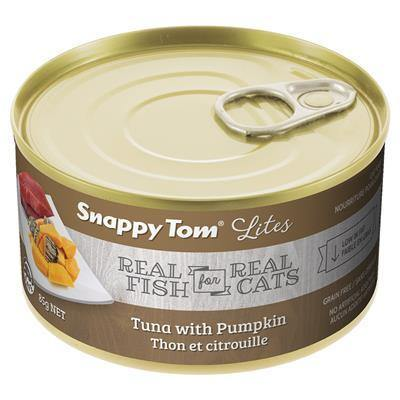 Snappy Tom Lites Tuna & Pumpkin 85g