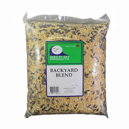 Seed to Sky Backyard Blend