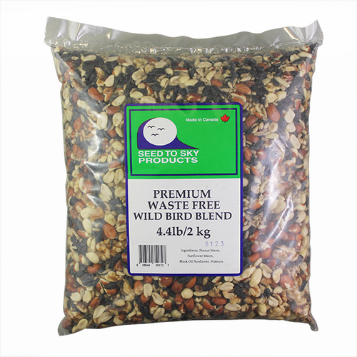 Seed to Sky Waste Free Wild Bird Mix