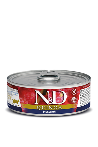 Farmina N&D Cat Food - Digestion 80g