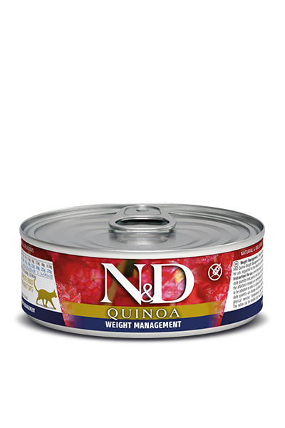 Farmina N&D Cat Food - Weight Management 80g
