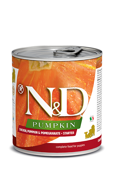 Farmina N&D Dog Food - Chicken Pumpkin & Pomegranate 285g