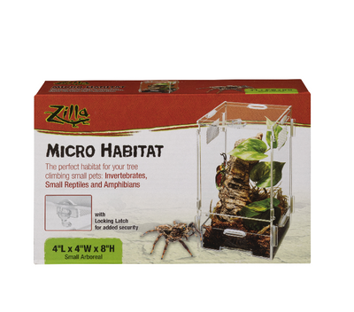 Zilla Micro Habitats Arboral - Available in Two Sizes