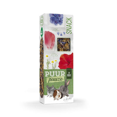 PUUR Pauze Flowers Sticks 110g