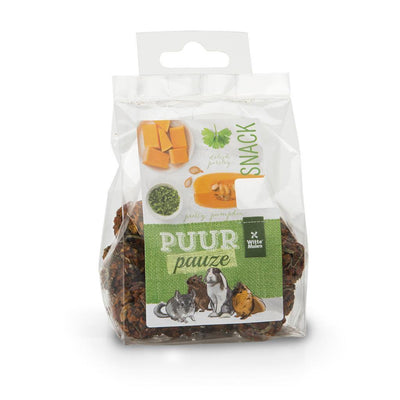 PUUR Pauze Parsley & Pumpkin Vegetable Balls 100g