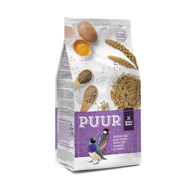PUUR Tropical Bird Food