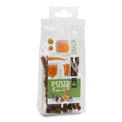PUUR Pauze Carrot Chew Sticks 50g