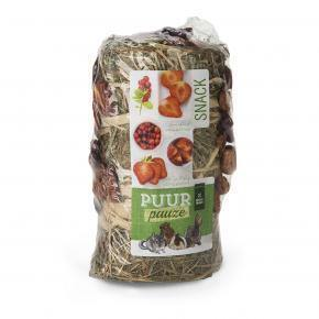 PUUR Pauze Hay Roll - Strawberry & Cranberry 200g