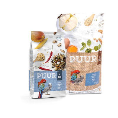 Puur Parrot Food