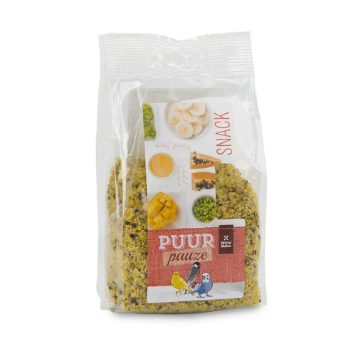 PUUR Pauze Fruit & Herb Crumble 200g