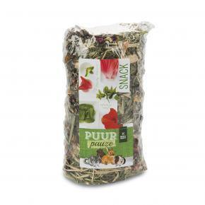 PUUR Pauze Hay Roll - Hibiscus & Mint 200g