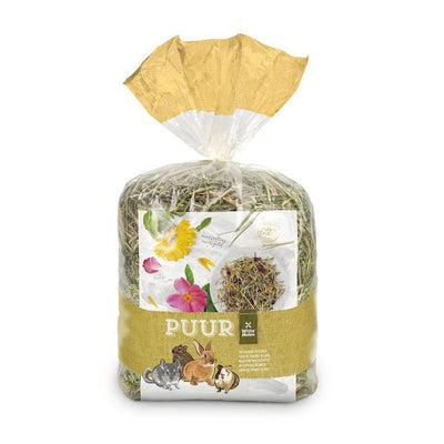 PUUR Meadow Hay - Flowers 500g