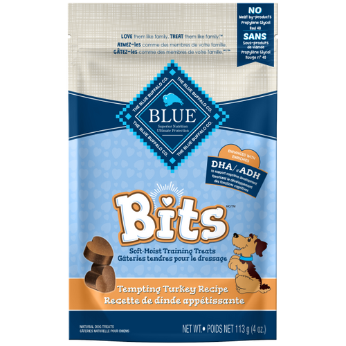 Blue Bits Training Treats - Tempting Turkey 113g