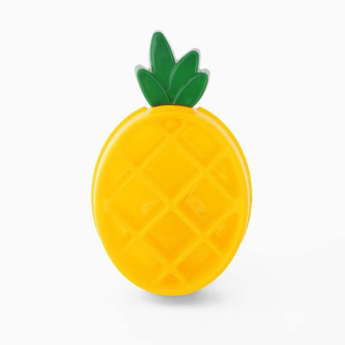 ZippyPaws Happy Bowl Slow Feeder - Pineapple