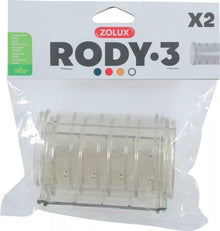 Rody.3 Straight Tubes 2-Pack