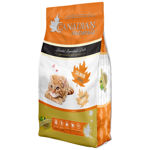 Canadian Naturals Limited Ingredient Diet Cat Food - Salmon