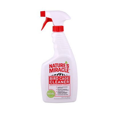 Nature's Miracle Cage Cleaner for Birds 24oz