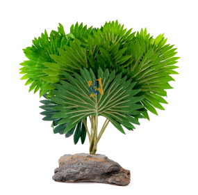 Pet-Tekk Habi-Scape Mini Fan Palm