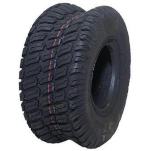Tire 15x6.00-6 Turf Saver 4Ply Tubless 5112521 165368 15x6.00x6 15x6x6