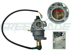 Carburetor - HONDA-GX240-8HP - Portable-Generator