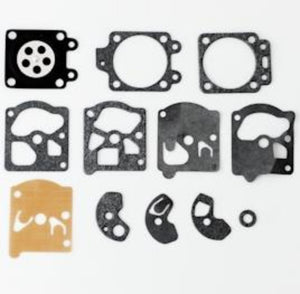 Diaphragm and Gasket Set D10-WAT