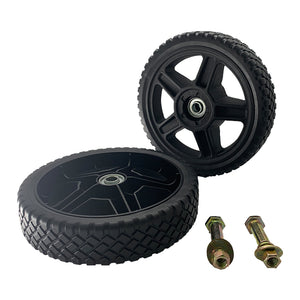 "Universal 8"" Wheels Kit for Push Mower"