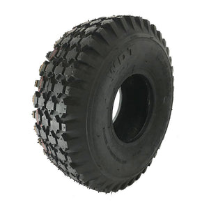 Tire 4.10X3.50-4 Stud Tread 4.10 3.50 4 2Ply Tubless 23828 7023828