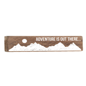 Adventure Is Out There Wall Décor - Seven Anchor Designs
