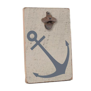 Anchor Bottle Opener Home Accent - Seven Anchor Home Decor