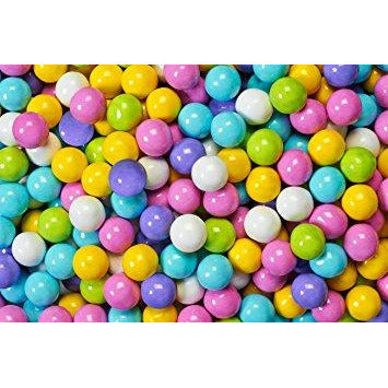Pastel Sixlets - 225g - Sweet Layer Cake