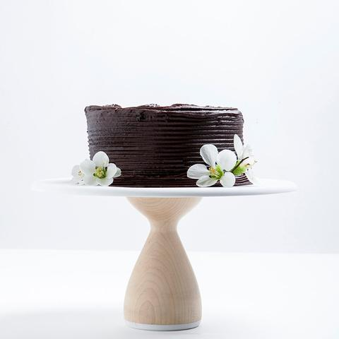 Maple Cake Stands - 8 inches - Sweet Layer Cake