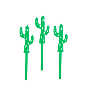Cool As A Cactus Cake Topper