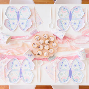 Flutter Napkins - Sweet Layer Cake