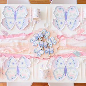 Flutter Plates - Sweet Layer Cake
