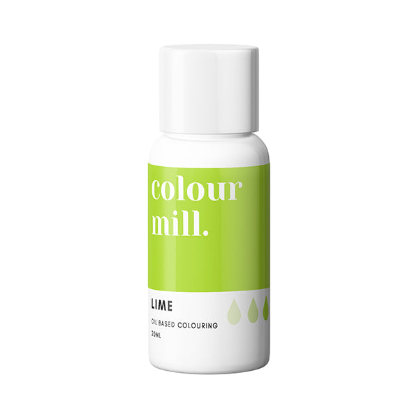 Colour Mill Lime Green