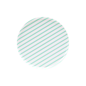 Mint Stripes Party (Small) - Sweet Layer Cake