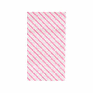 Stripes Napkins - Neon Rose - Sweet Layer Cake