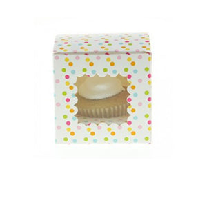 Confetti Cupcake Box - Sweet Layer Cake