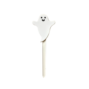 smiling ghost halloween cake topper UK